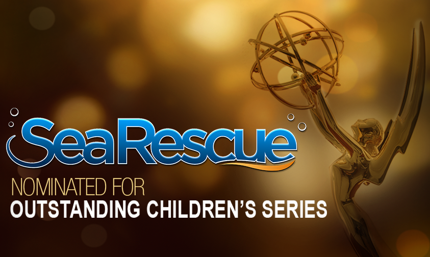 ABC Sea rescue nominated for emmy