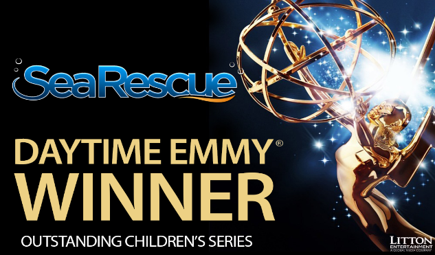 Sea rescue Emmy winning show